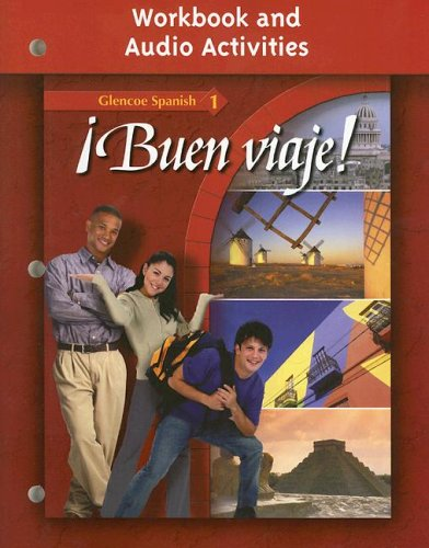 Buen Viaje Level 1 Workbook and Audio Activities 9780078619526
