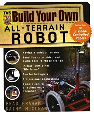 Build Your Own All-Terrain Robot 9780071437417
