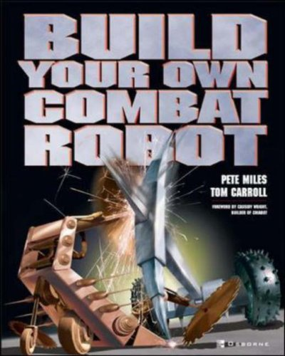 Build Your Own Combat Robot 9780072194647