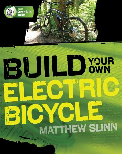 Build Your Own Electric Bicycle 9780071606219