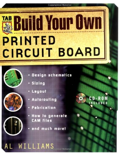 Build Your Own Printed Circuit Board [With CDROM] 9780071427838