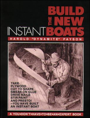 Build the New Instant Boats 9780071559669