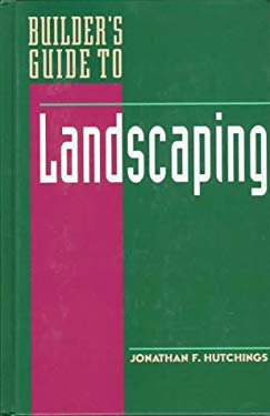 Builder's Guide to Landscaping 9780070318090