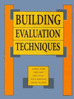 Building Evaluation Techniques