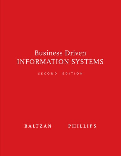 Business Driven Information Systems [With Access Code] 9780077300340