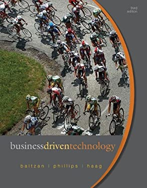 Business Driven Technology [With Access Code] 9780073376745