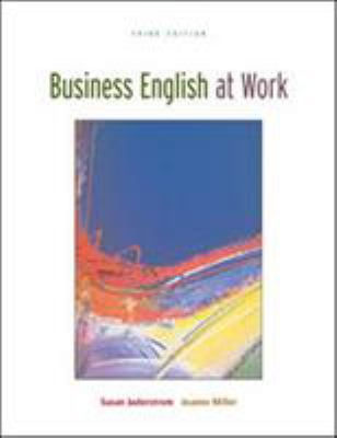Business English at Work Student Text/Premium Olc Content Package 9780073314266
