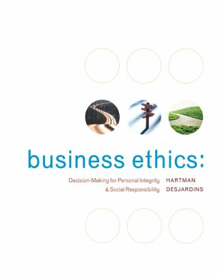 Business Ethics: Decision-Making for Personal Integrity and Social Responsibility 9780073136868