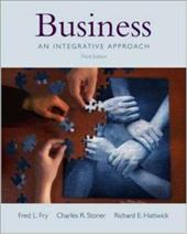 Business: An Integrative Approach with Student CD and Powerweb 268009