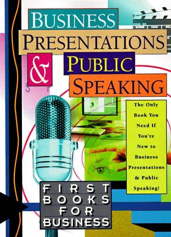 Business Presentations & Public Speaking