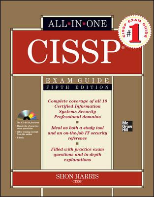 CISSP All-In-One Exam Guide [With CDROM] 9780071602174