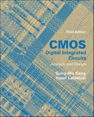 CMOS Digital Integrated Circuits Analysis & Design 9780072460537