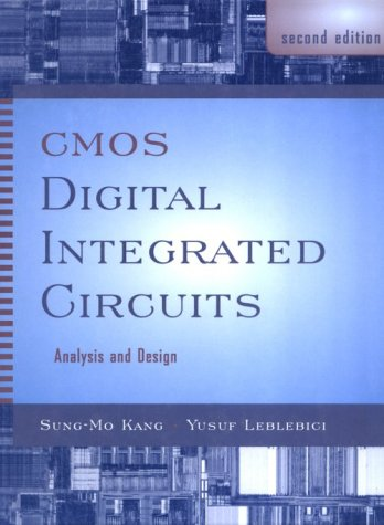 CMOS Digital Integrated Circuits Analysis and Design 9780072925074