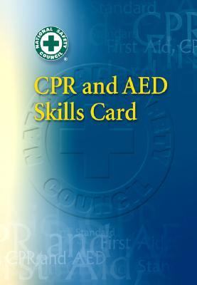 CPR & AED Skills Refresher Card 9780073513645
