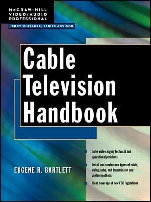 Cable Television Handbook 9780070068919