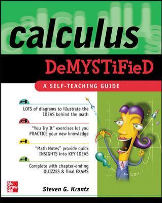 Calculus Demystified 9780071393089