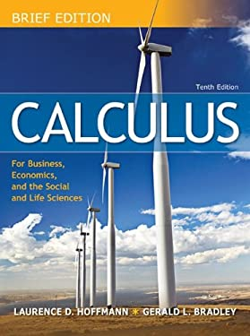 Calculus for Business, Economics, and the Social and Life Sciences, Brief 9780077292737