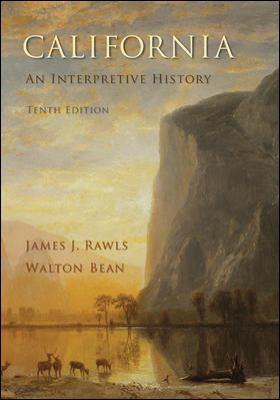 California: An Interpretive History 9780073406961