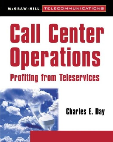Call Center Operations: Profiting from Teleservices 9780070164307
