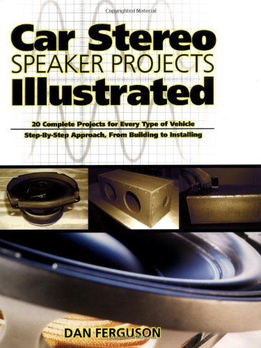 Car Stereo Speaker Projects Illustrated 9780071359689