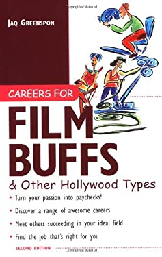 Careers for Film Buffs & Other Hollywood Types 9780071405744