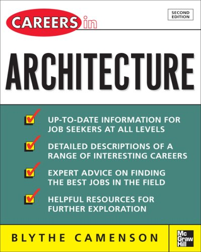 Careers in Architecture 9780071545563