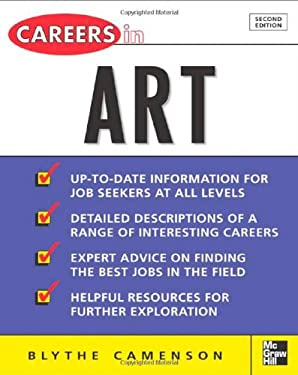 Careers in Art 9780071467728
