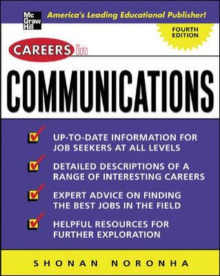 Careers in Communications 9780071437356