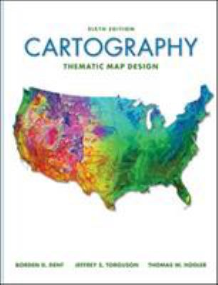 Cartography: Thematic Map Design 9780072943825