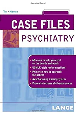 Case Files: Psychiatry 9780071421829