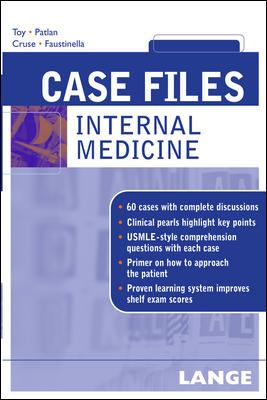 Case Files: Internal Medicine 9780071421911