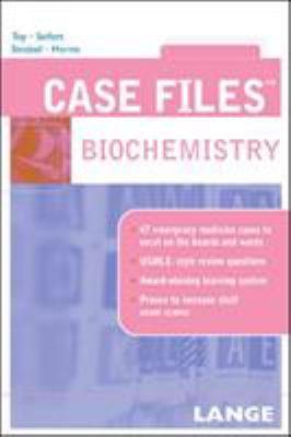 Case Files: Biochemistry 9780071437813