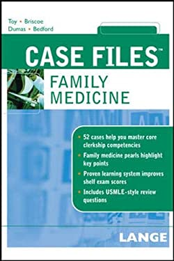 Case Files: Family Medicine 9780071471886