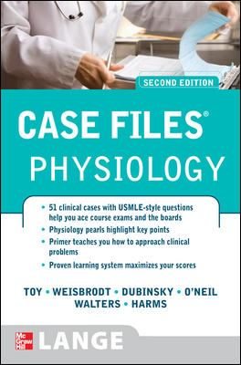 Case Files: Physiology 9780071493741