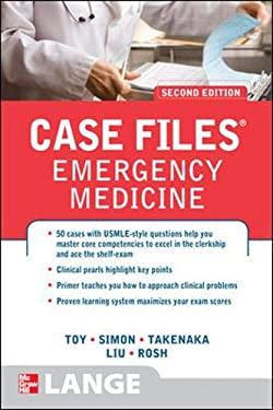Case Files Emergency Medicine 9780071598996