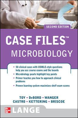 Case Files Microbiology