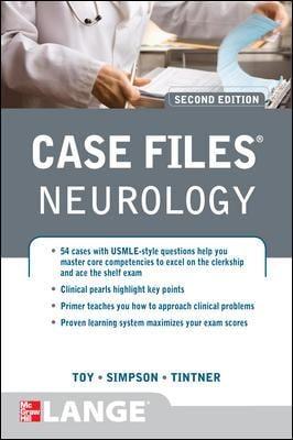 Case Files Neurology, Second Edition 9780071761703