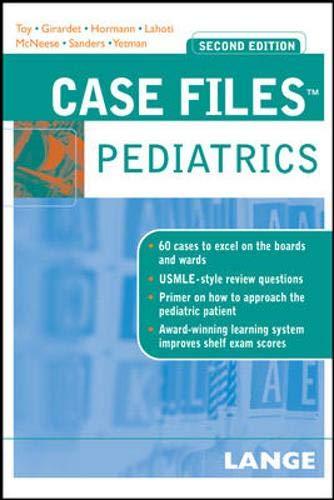 Case Files Pediatrics 9780071463027