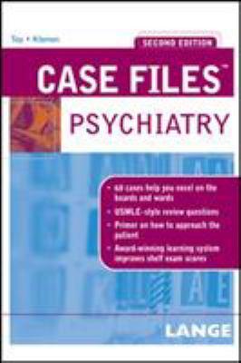 Case Files Psychiatry 9780071462822