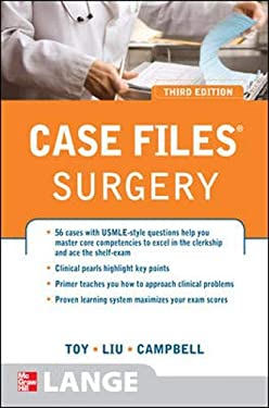 Case Files Surgery, Third Edition 9780071598972