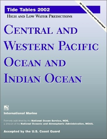 Central and Western Pacific Ocean and Indian Ocean 9780071381703