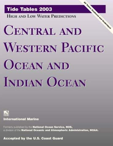 Central and Western Pacific Ocean and Indian Ocean 9780071408455