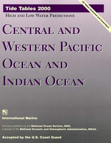 Central and Western Pacific Ocean and Indian Ocean 9780071353281
