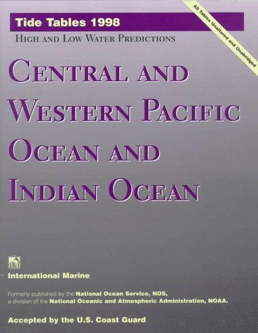 Central and Western Pacific Ocean and Indian Ocean 9780070471184