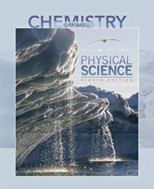 Chemistry Customized: Physical Science 9780077270599