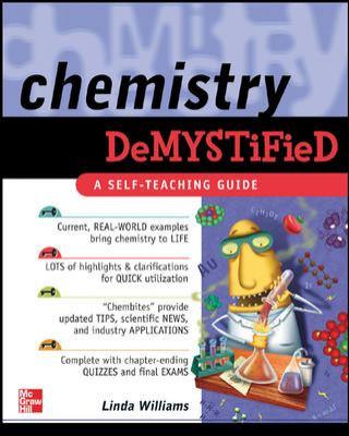Chemistry Demystified 9780071410113