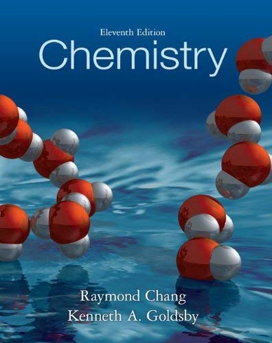 Chemistry Student Solutions Manual 9780077386542