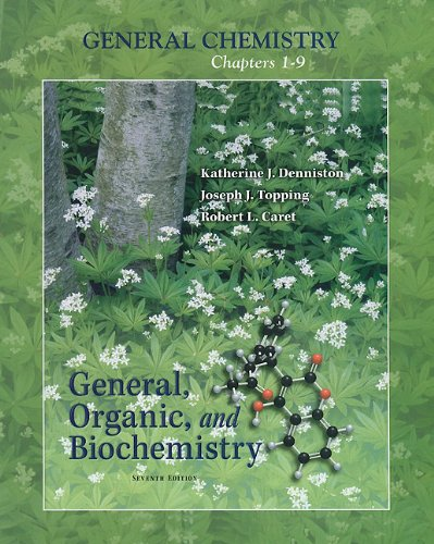 Lsc Chemistry (from General, Organic, and Biochemistry) 9780077397647