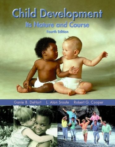 Child Development W/Making the Grade CD 9780072420012
