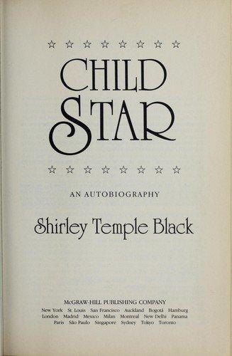 Child Star: An Autobiography